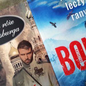 Miłość leczy rany - Bonda - recenzja książki