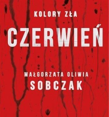 kolory zła czerwień - recenzja książki